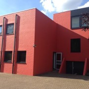 Schilderwerkzaamheden Bedrijfspand Harderwijk